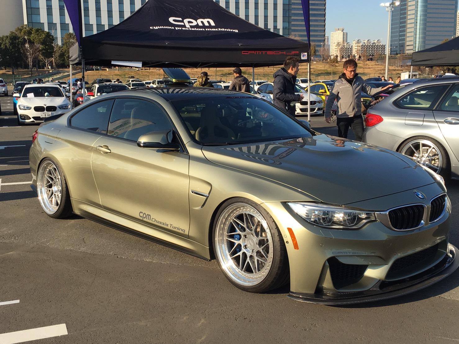 ハンズトレーディング、BMWファミリエ